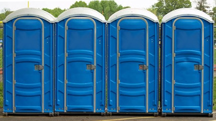 What Type of Luxury Portable Toilets Can I Hire?